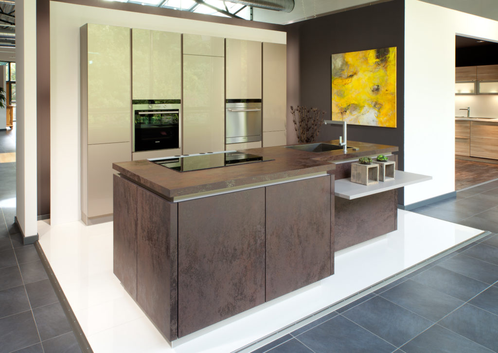 Handleless Kitchens Think Kitchens Northallerton
