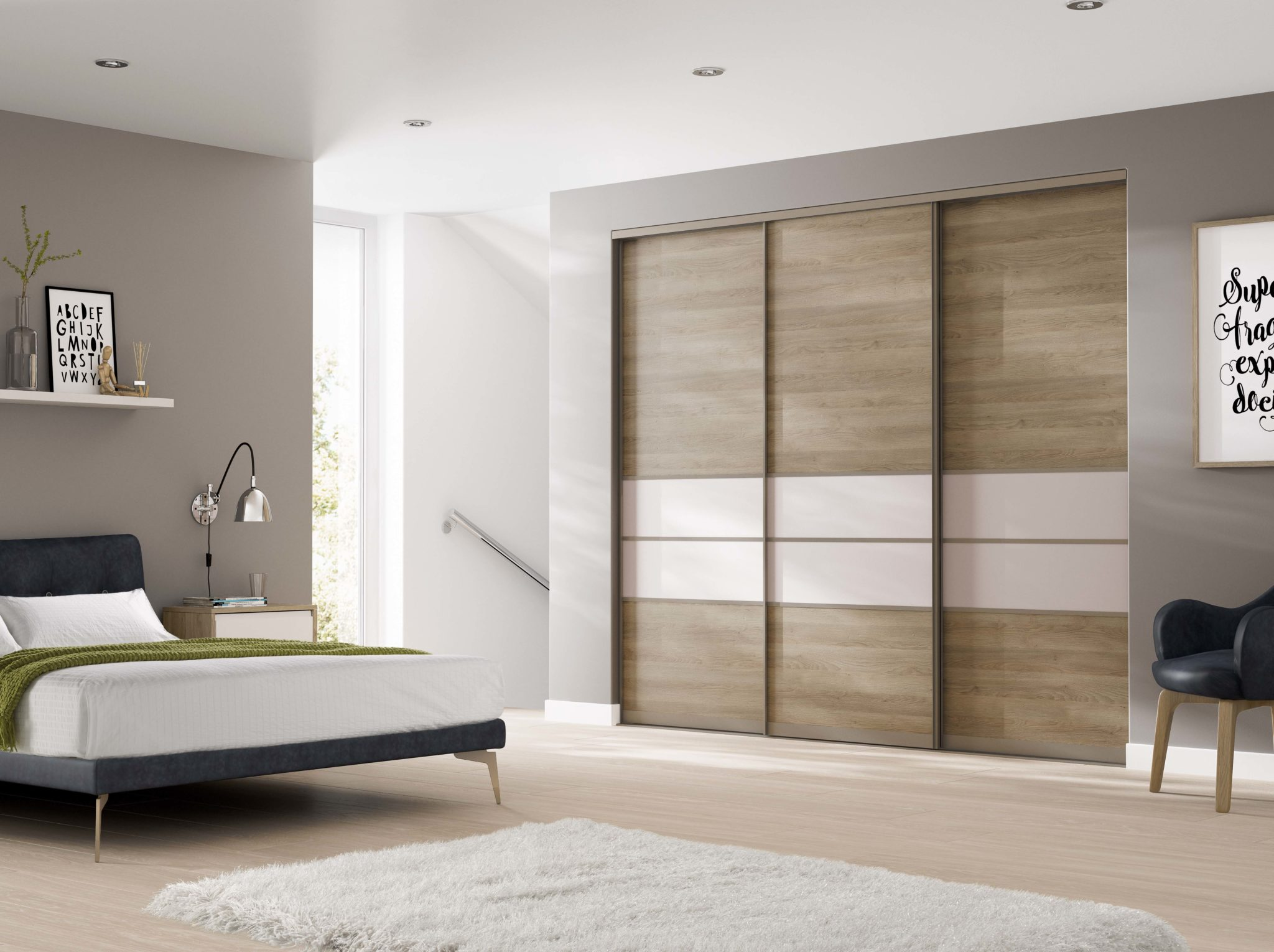 Sliding Wardrobes - Sliding Door Wardrobes - Made to ...