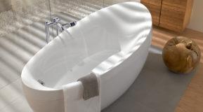 Villeroy and Boch AVEO bath
