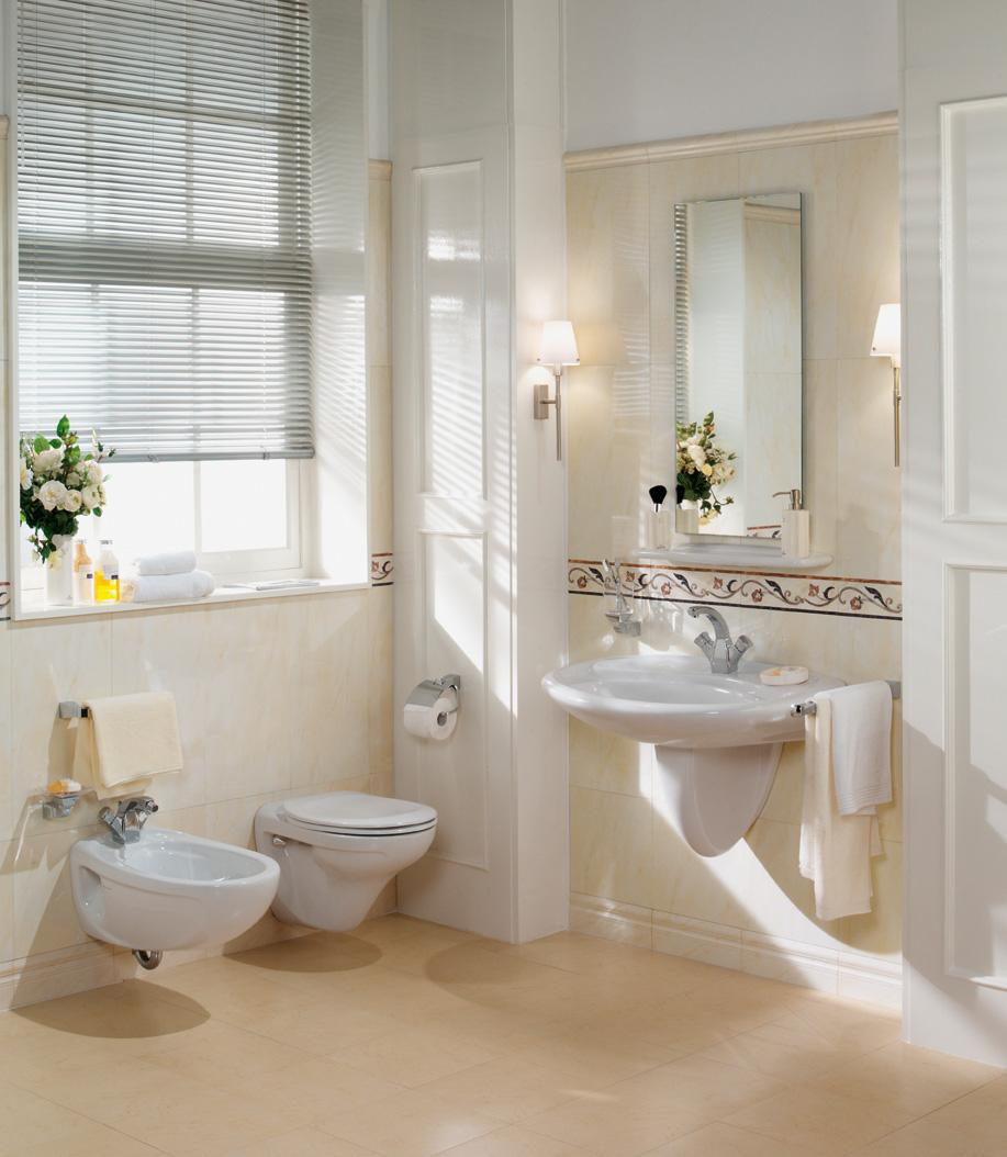 Villeroy and boch bathrooms