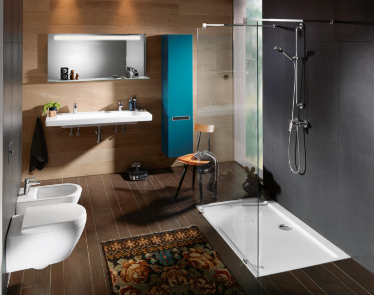 Villeroy and Boch Bathrooms Think Luxury Fitted Bathrooms