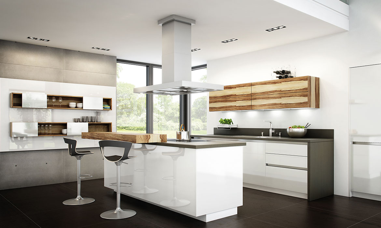 Rempp - Luxury German Kitchens. Individual kitchen design at its ...
