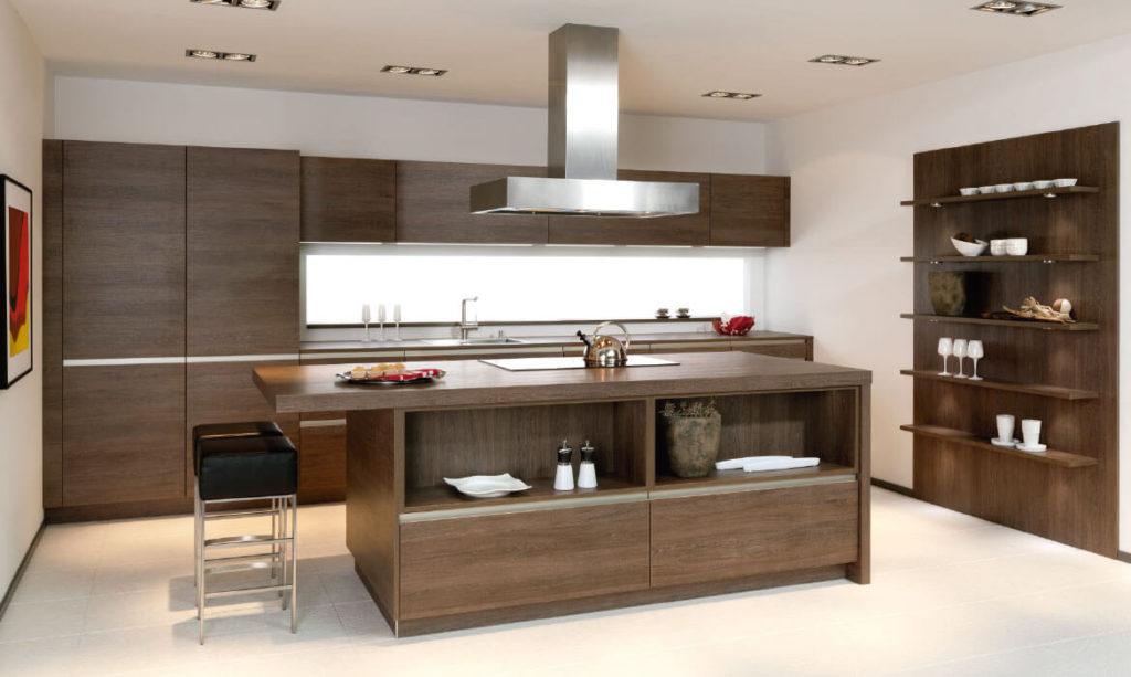 Rempp handleless kitchen
