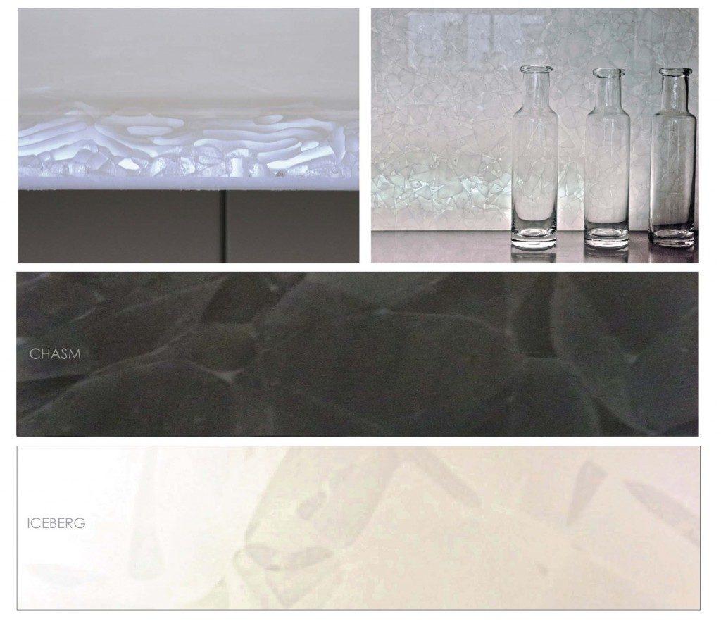 glass splash backs