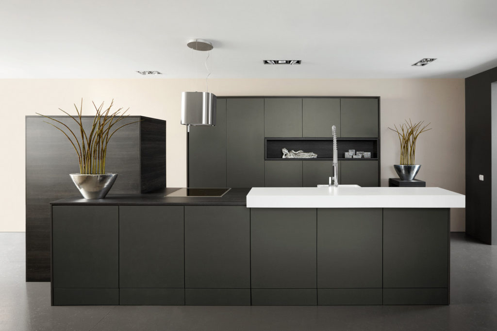 handle-less kitchen by keller