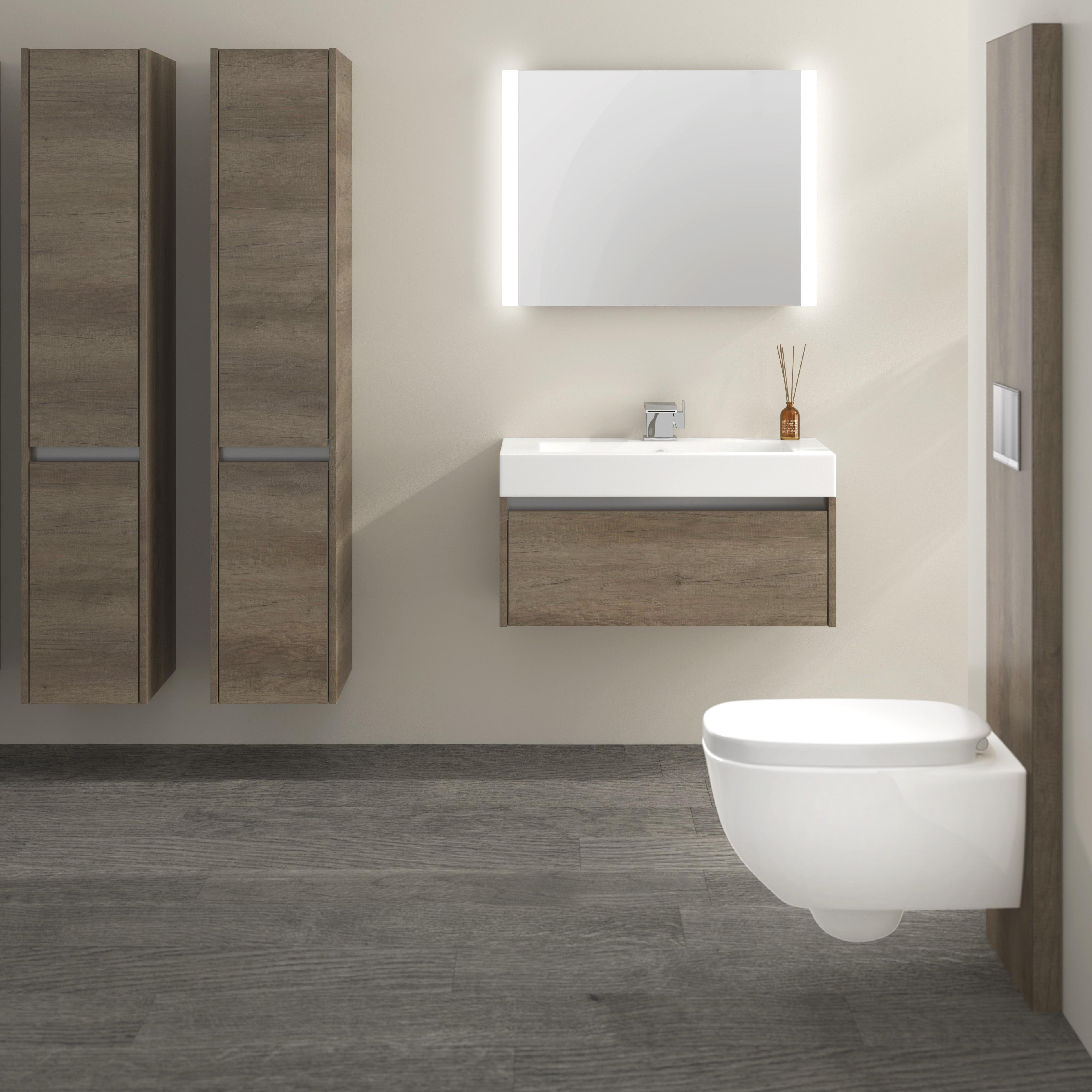 Kitchen Bathroom Exhibition Uk: Made To Measure Bathroom Furniture